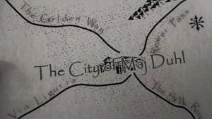 The City of Maj Duhl